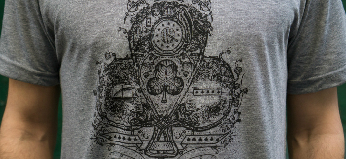 Contraband Club Shirts